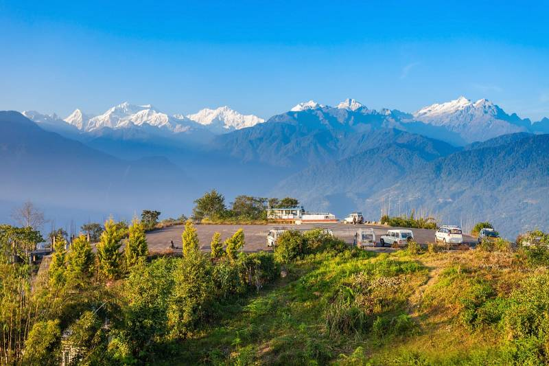 Bagdogra with Pelling Tour