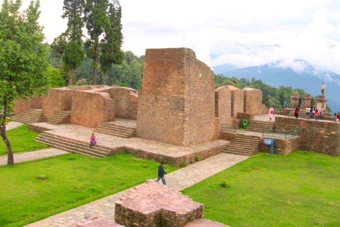 Ruins of Kingdom Tour