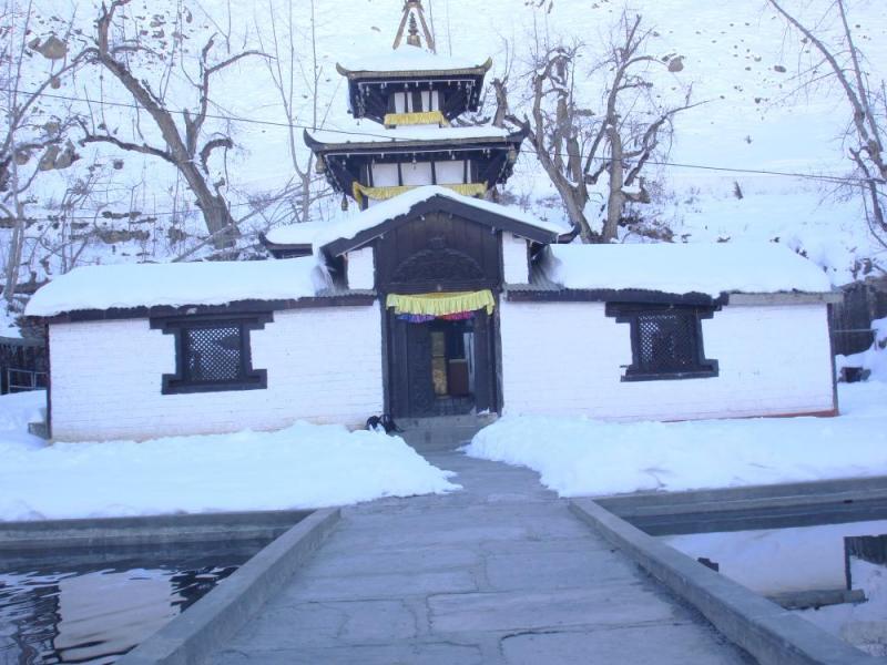 Gorakhpur-pokhra-kathmandu-muktinath Tour