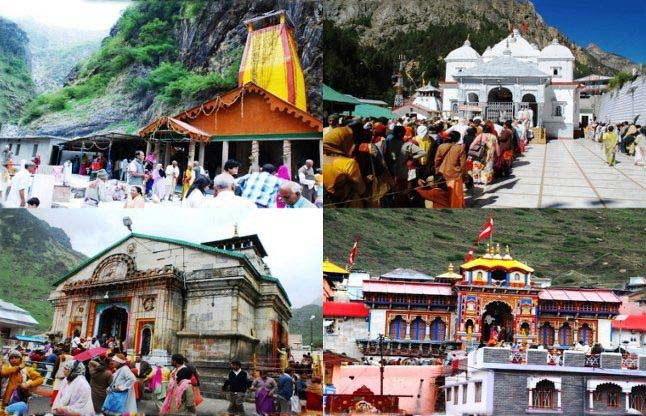 Chardham package 2018-19