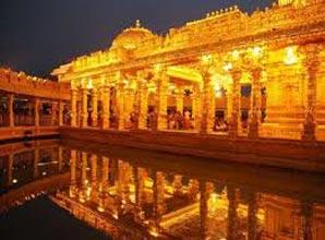 Tirupati -  Bangalore – Mysore – Vellor Tour