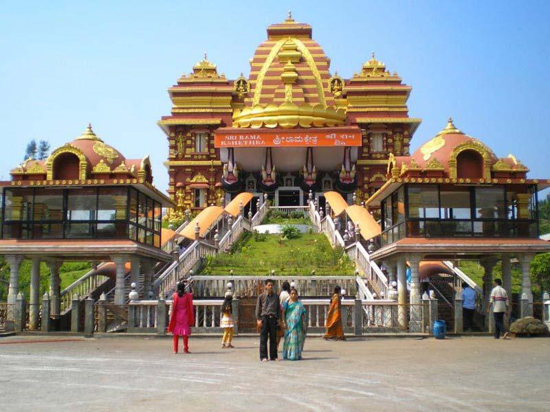Mangalore - Darmastala - Sringeri Temple Tour