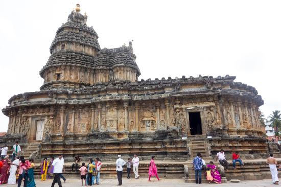 Mangalore - Sringeri - Dharmastala Tour