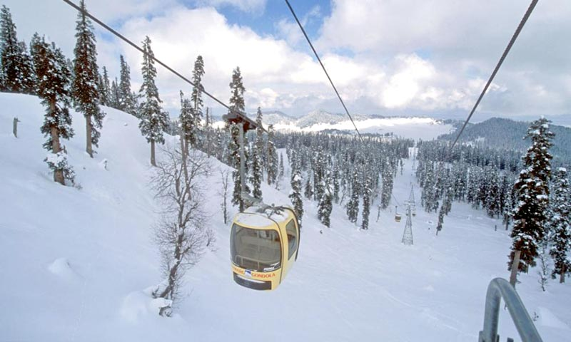 Srinagar - Pahalgam and Gulmarg Tour Package