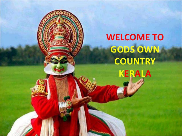 God own Country - Kerala Tour