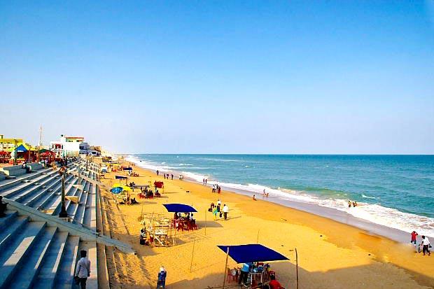 Odisha beach Tour