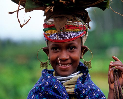 Tribal Tour of Orissa