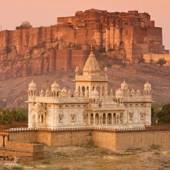 Jaisalmer And Jodhpur Rajasthan Package