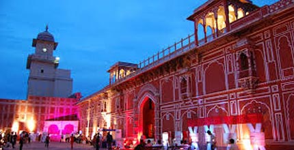 Amazing Golden Triangle Tour Package