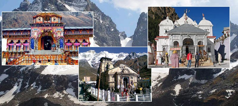 Kedarnath Badrinath Yatra (6 Nights 7 Days) Tour