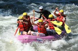Brahmpuri To Ramjhula Rafting Tour