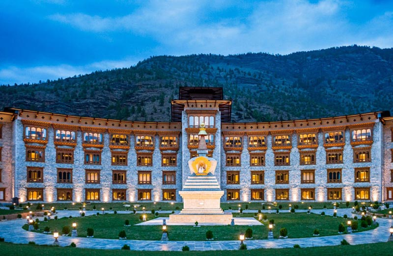 Tour in Bhutan Four nights five days