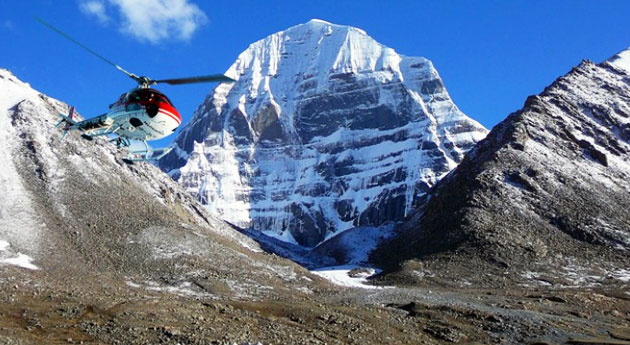 Kailash Mansarovar Yatra By Helicopter Ex. Lucknow