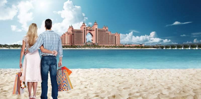 Glamorous Dubai Honeymoon Package