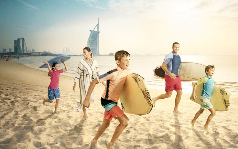 Delightful Dubai Family Package