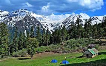 Trek To Jalori Pass(Kullu-Himachal Pradesh) Tour