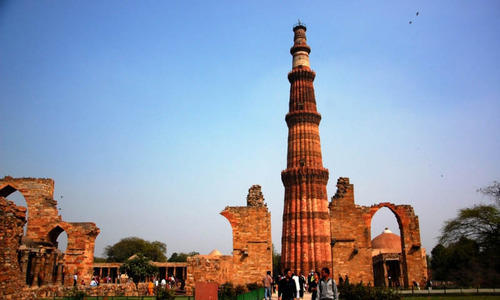 The Golden Triangle Tour Packages