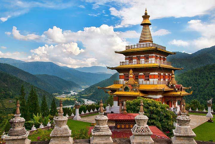 Thimpu-Paro-Punakha-Bhutan Package 8 Days / 7 Nights