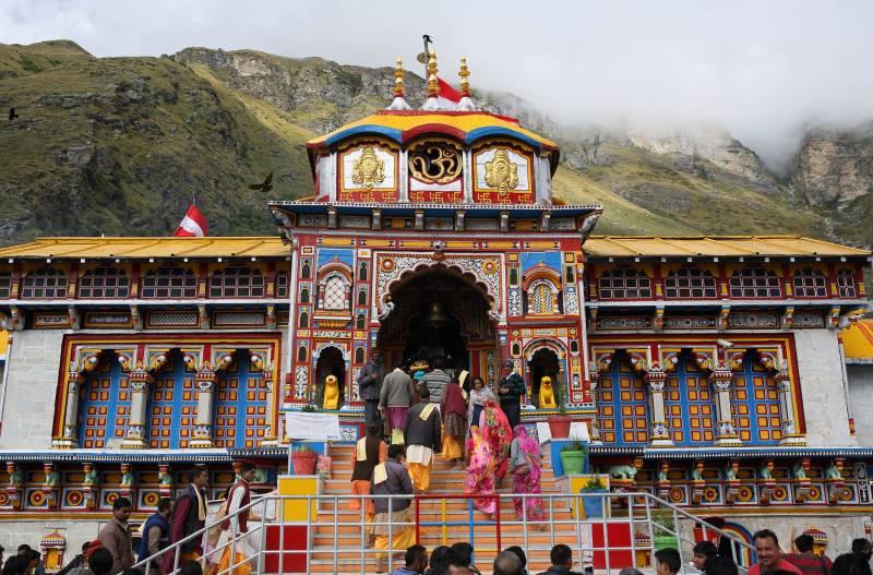 Gangotri  with Kedarnath Tour