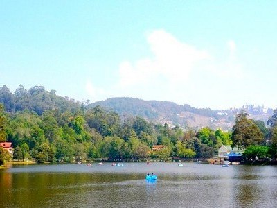 Bangalore with Kodaikanal Tour