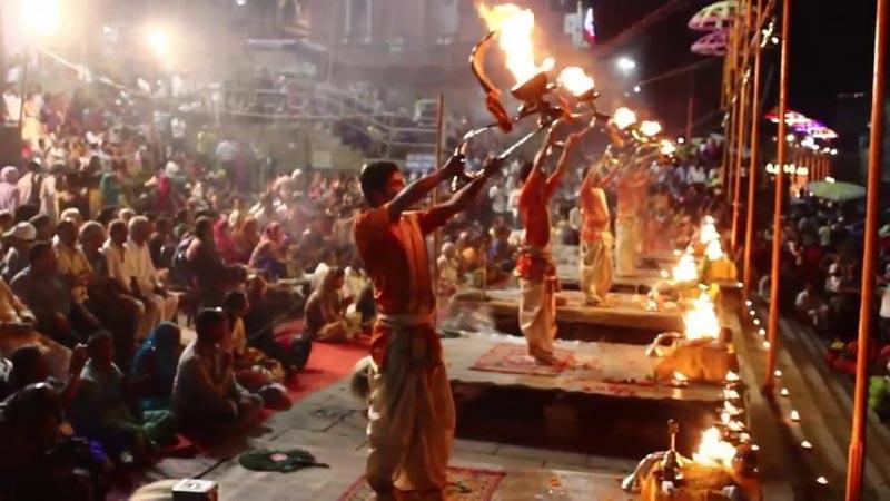 Ganga Aarti Haridwar Tour