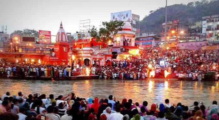 Haridwar Ganga Aarti Trip Package