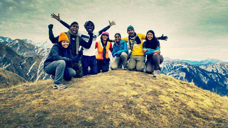 DodiTal with Darwa Top Trek Tour