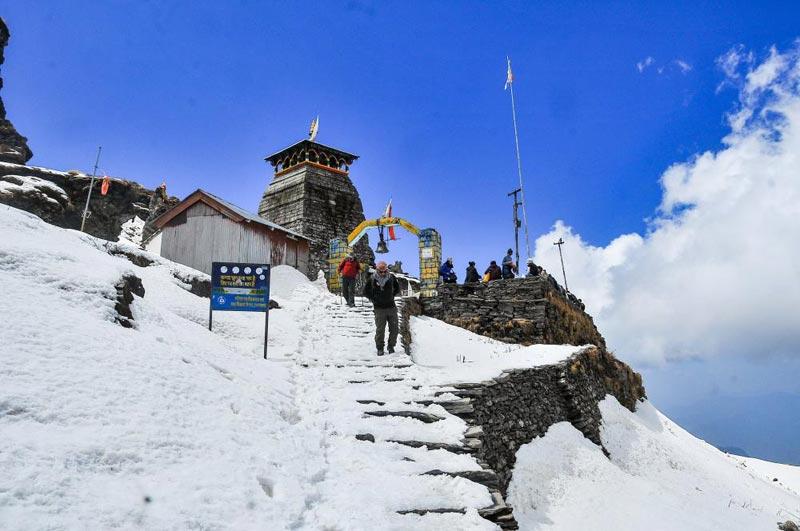Uttarakhand Chopta Deoriatal Tungnath Trek Tour