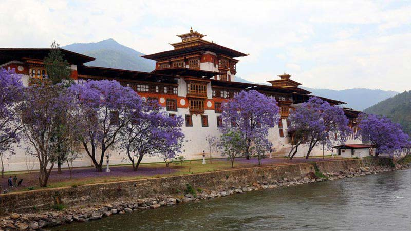 Western Bhutan In A Week 7 Days/6 Nights Tour