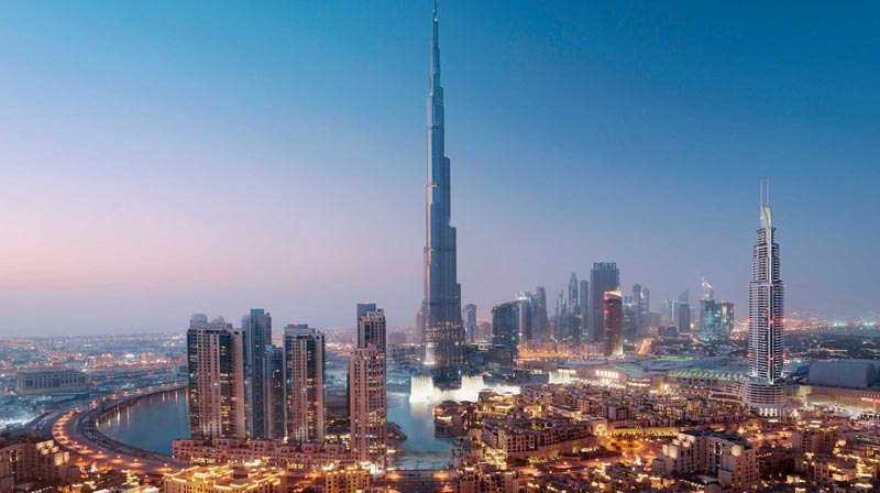 Dubai 5 Nights Package
