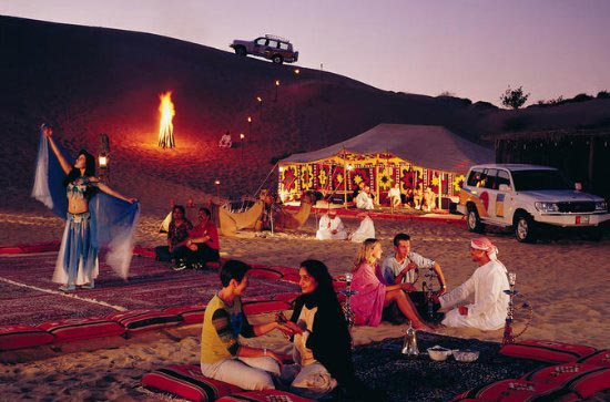Arabian Nights Dubai Tour