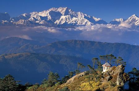 Splendour of Hills