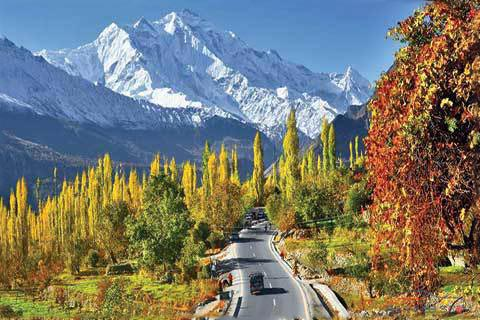 Exotic Kashmir - Heaven On Earth Tour