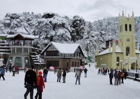 Shimla Manali 7D Tour