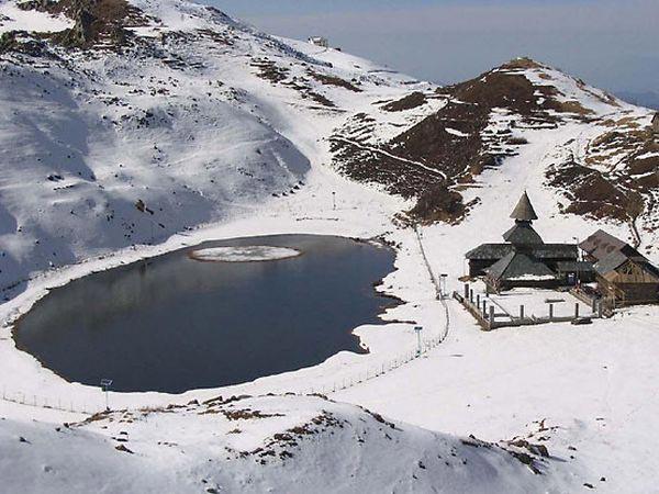 Himachal Delight 1 [Shimla-Kullu-Manali-Delhi/Chandigarh]