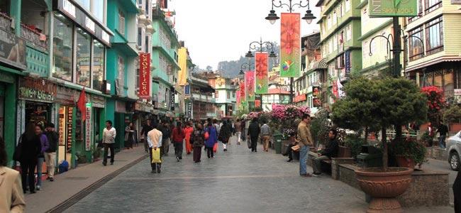 Gangtok Live the Indian Life Tour
