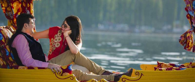 Kashmir Honeymoon Package