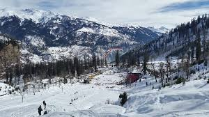 Manali Tour Package with Volvo