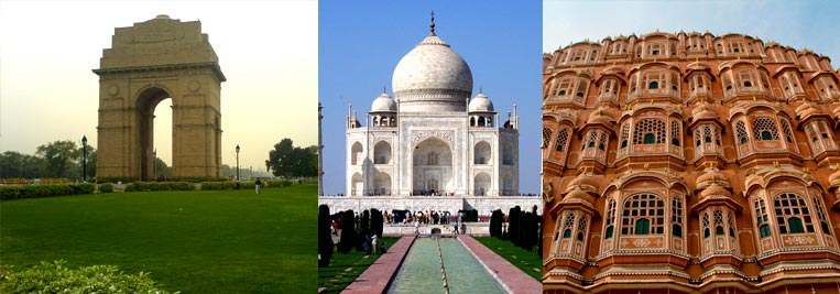 Golden Triangle 7 Days Tour