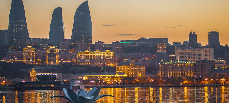 Azerbaijan - the Land of Fire Tour