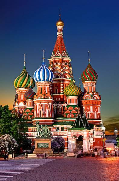 EXOTIC RUSSIA