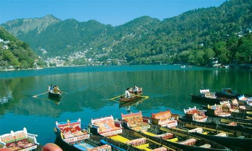 Haridwar - Mussoorie - Corbett - Nainital Tour