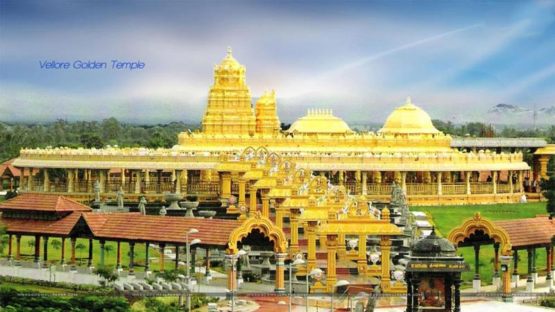 Tirupati with Golden Temple Vellore Tour