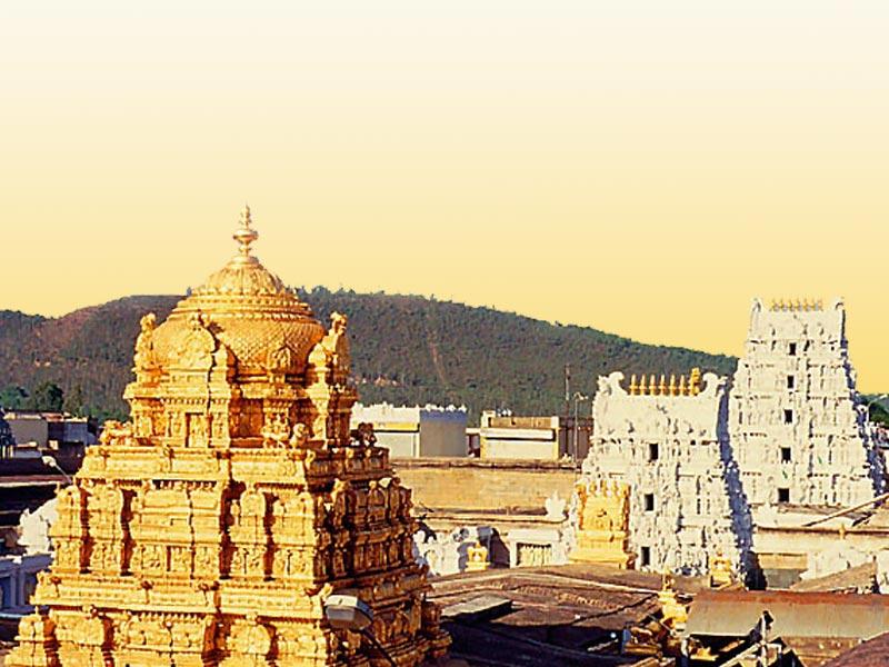 Tirupati with Golden Temple Vellore Tour