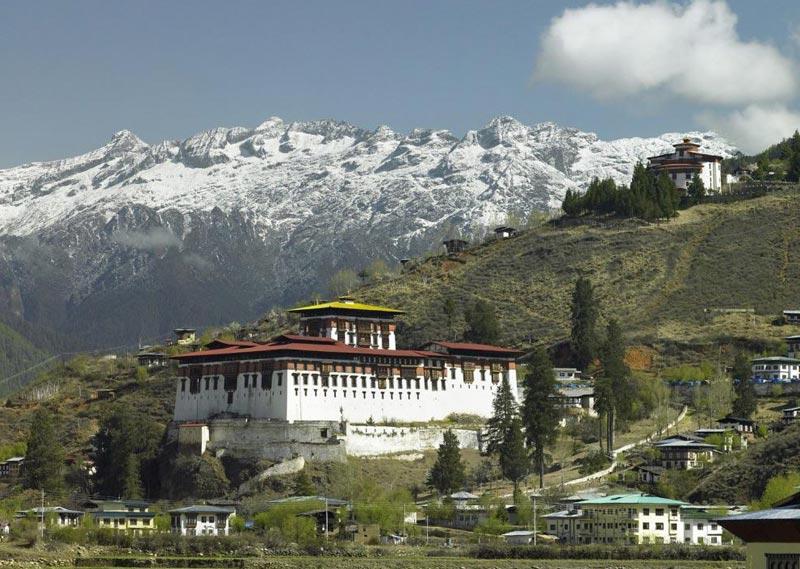 Bhutan Overland Package