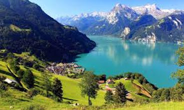 Wonderful  Switzerland Package