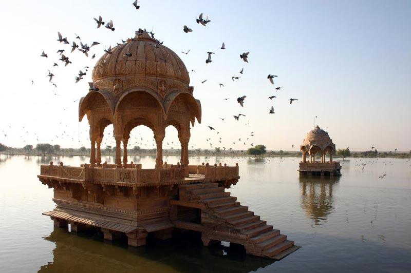 Jaipur- Jodhpur - Jaisalmer - Udaipur Tour