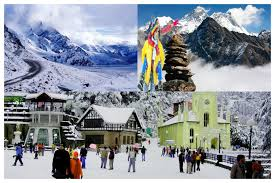 Chandigarh With Manali Weekend Tour