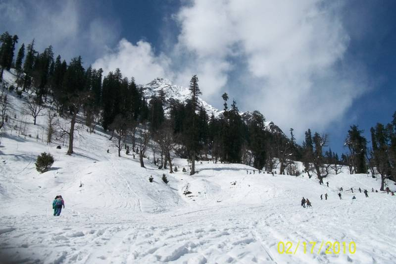Shimla Kalpa With Manali Tour