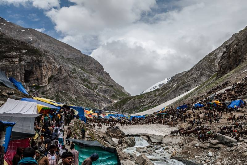 Amarnath Yatra By Helicopter Tour